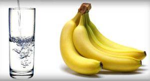 perdere peso con la banana