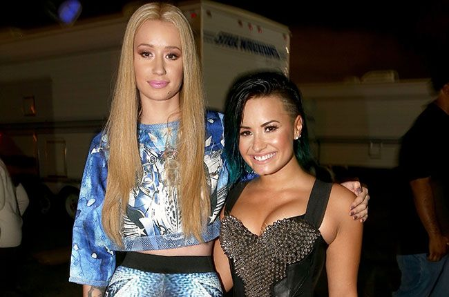 Demi Lovato on Iggy Azalea's Engagement: I 'Could Not Be Happier' | Billboard