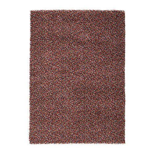 ikea rsted teppich langflor aus reiner schurwolle und daher auf nat rliche weise schmutz. Black Bedroom Furniture Sets. Home Design Ideas
