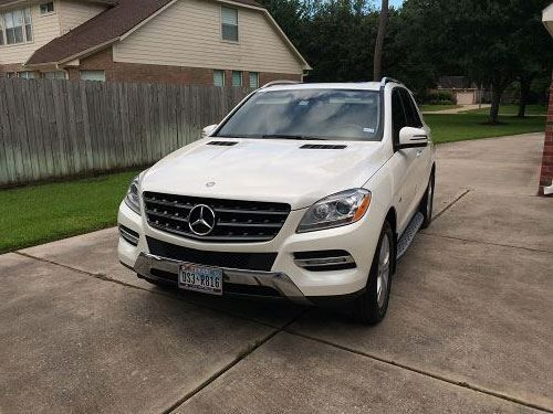 2012 Mercedes Benz ML350 - Cypress, TX #5309734394 Oncedriven