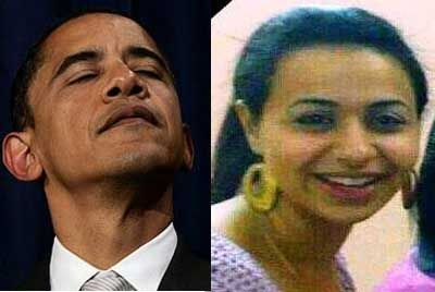 Two photo captions that should remain indelible: Mary, Martyr for the Cross; Obama, Muslim Brotherhood Enabler 4/9/14 *lamestream media IGNORED this story but courageous, American columnist/author Raymond Ibrahim wrote a chilling, graphic account of her murder.