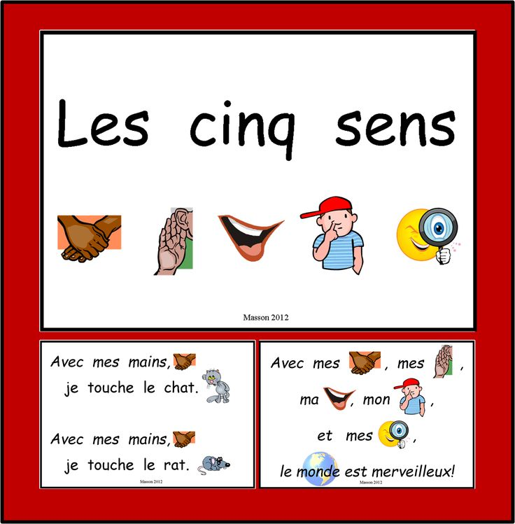 Free Worksheets senses worksheet kindergarten : 61 best les 5 sens images on Pinterest : Preschool, Kid ...