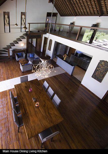 Teak Patina Flooring