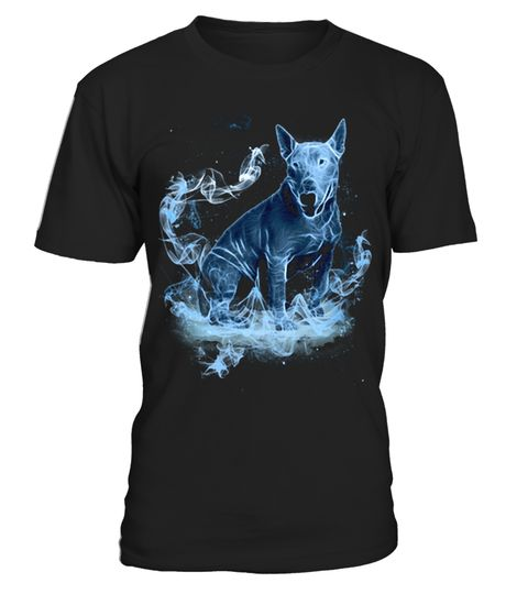 # BULL TERRIER MAGIC .  Please Share For Your Friends! Tag: puppies, pet dogs, dog art, dog memes, dog lover gift, love dog, dog gifts, dog presents, dog love shirt, love my dog