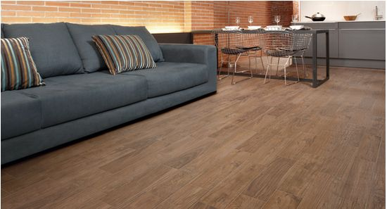 """With unlimited plank-to-plank variation, Driftwood is a 6"""" x 24"""" tile that provides the authentic look of wood with all the benefits of porcelain tile. A wood visual filled with rustic charm, natural beauty, and a subtle hand-scraped finish, no two tiles are the same."""