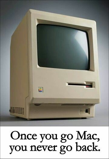 Once you go Mac