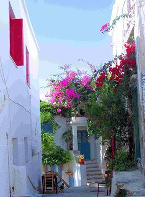 Greece - Kalo Taxidi!: Photos of Katapola, Amorgos. October 2013