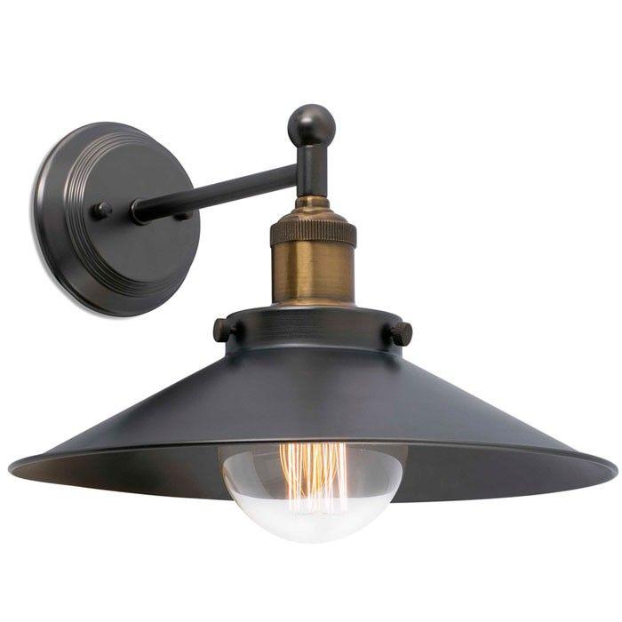 Fabricante: Dajor iluminación www.dajor.es Aplique vintage. #lampara #iluminacion #vintage #colgante