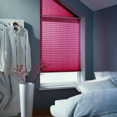 #Плиссированныешторы используются дизайнерами Салона #ЛучшиеШторы для оформления нестандартных окон и эркеров.
