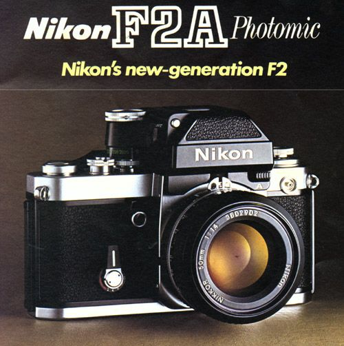 Nikon F2 A/Photomic