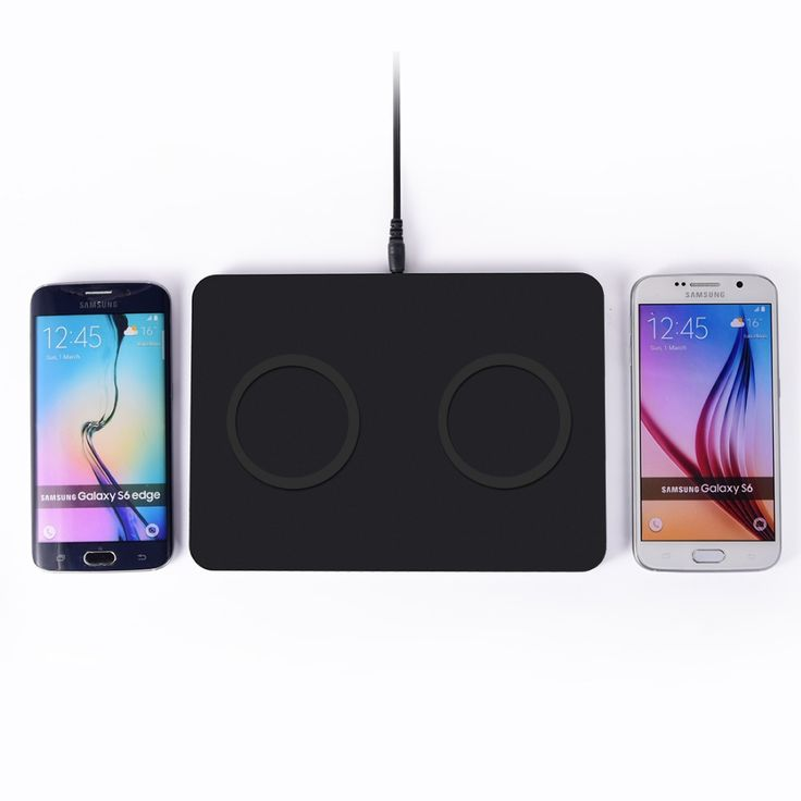 ==> [Free Shipping] Buy Best Q300 Dual Qi Wireless Charger Pad Transmitter Ultra Thin Charging Station for Samsung S5 S6 Edge iPhone 6 6S Plus HTC LG Online with LOWEST Price | 32778903608