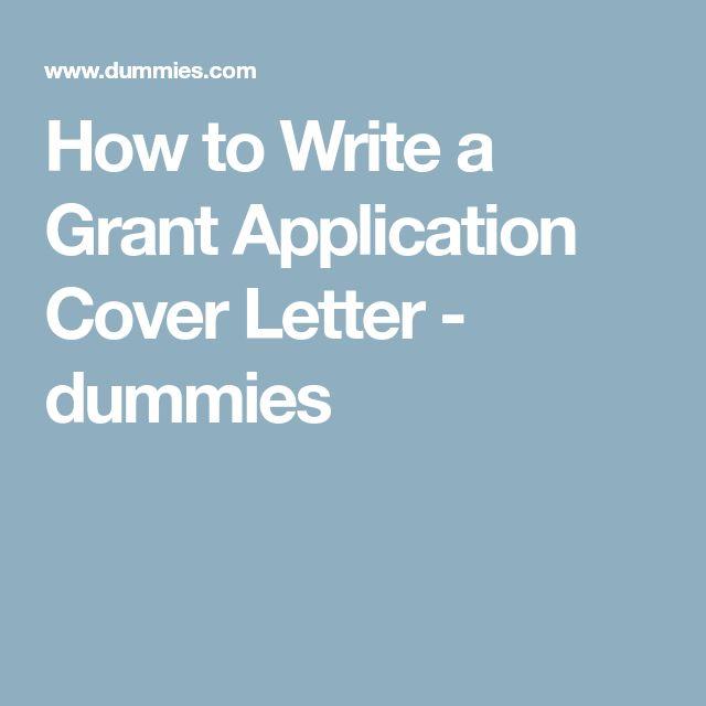 The 25+ best Application cover letter ideas on Pinterest Cover - cover letter for applying job