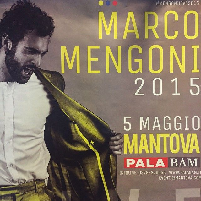 mengonimarcoofficial 30.04.2015    #Mengonilive2015 - 5