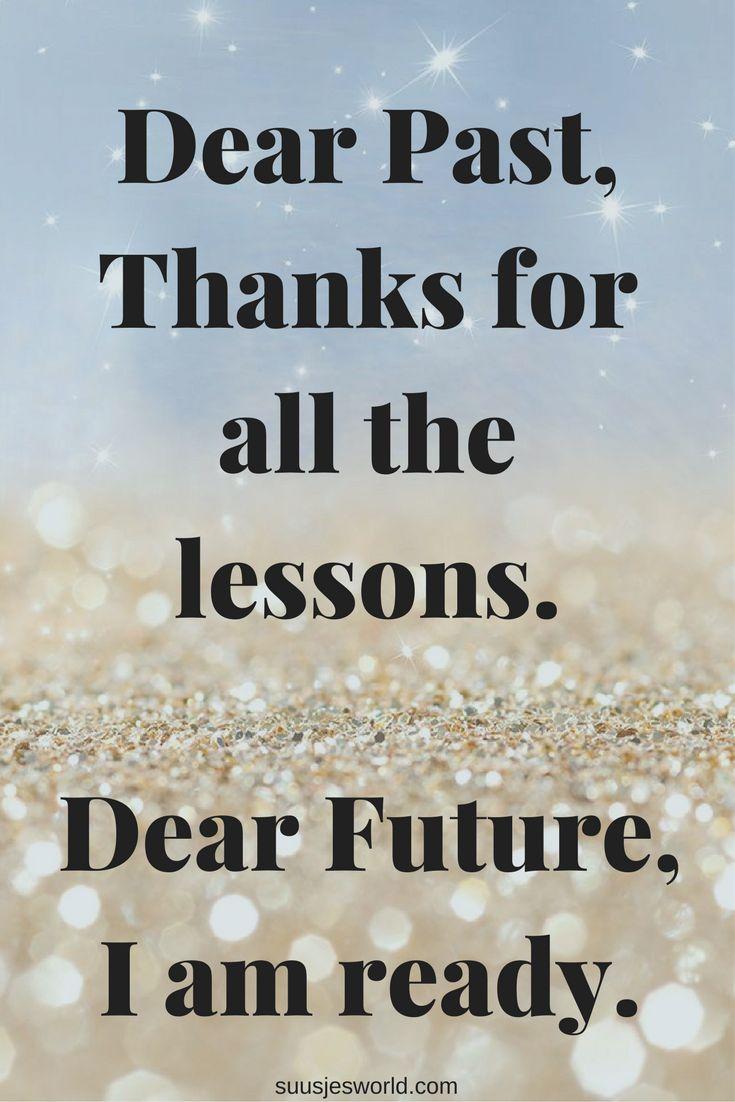 Soms moet je door een diep dal om beter de toekomst in te kunnen...