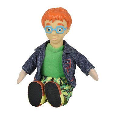 Brandweerman Sam pluchen knuffel - 25 cm - Norman  Norman uit Brandweerman Sam wil een betrouwbare vriend zijn voor je kind. Bovendien houdt hij enorm van knuffelen!  EUR 9.99  Meer informatie