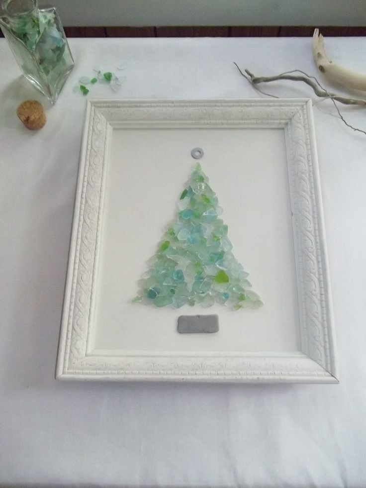 Best 25 sea glass art ideas on pinterest sea glass diy for Projects with glass