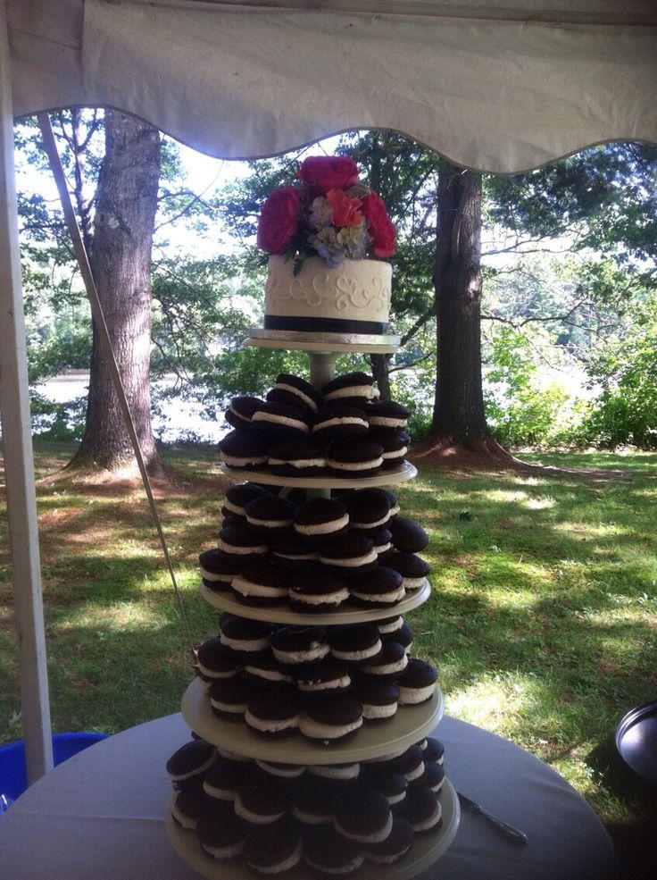 Whoopie Pie Wedding Cake