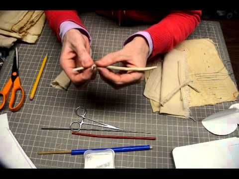 Part 3 Cloth Doll making tutorial