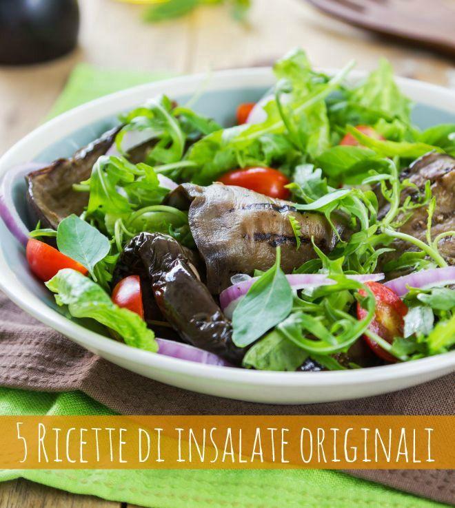 5 Ricette di insalate originali