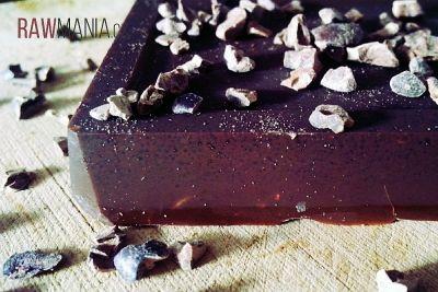 Kouzelná RAW čokoláda
