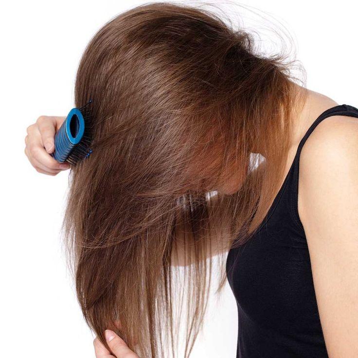 Haare fallen stark aus
