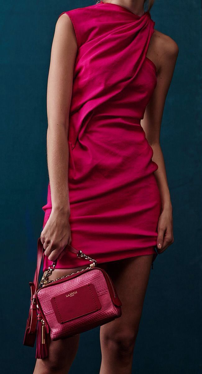 LANVIN Resort 2014 |= Magenta (DATE NIGHT)