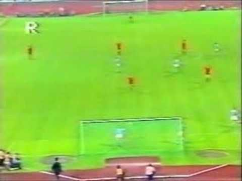 The 19791 European Cup Final win over Malmo