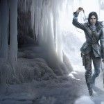 Rise Of The Tomb Raider Ice Cave Free Hd Wallpapers - http://www.freehdwallpapershq.com/rise-of-the-tomb-raider-ice-cave-free-hd-wallpapers/
