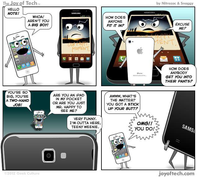 Samsung O Iphone In Base Alle Prestazioni
