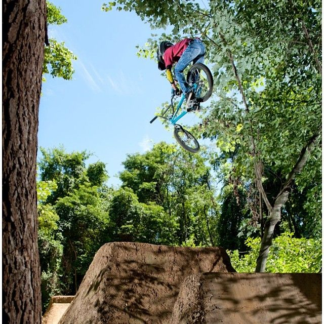 This kid is only ten and busting huge air! http://www.instagram.com/bmxgroms Instagram photo by @irodetoday
