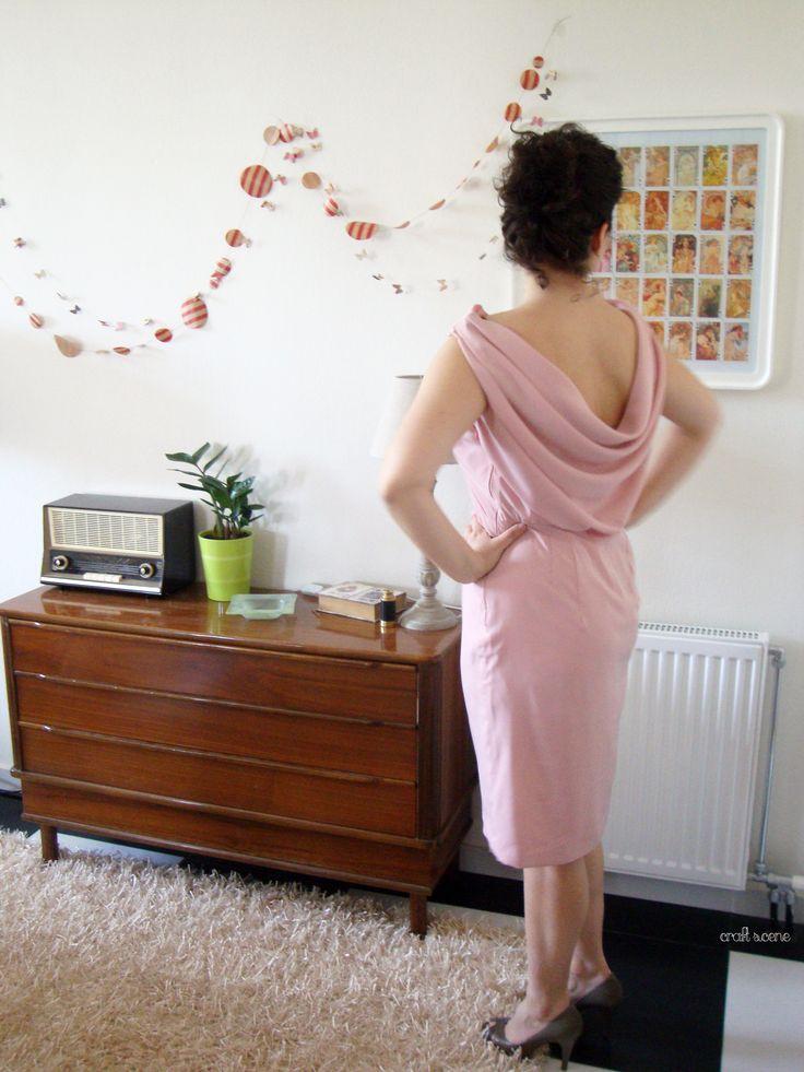 Pink Martini Dress!