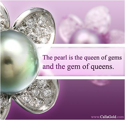 jewelry sayings | ... gems of wisdom i discuss my love of pearls and custom jewelry designs