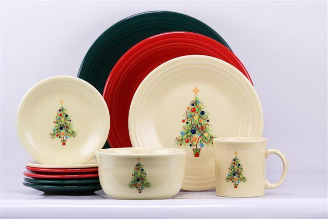 Fiestaware Christmas Lights