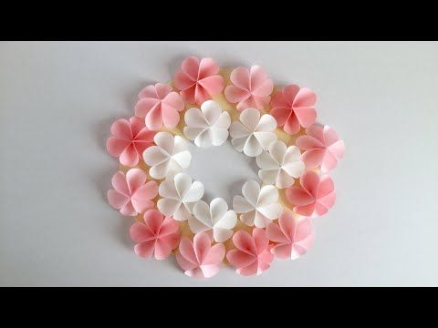 Snowflake Ornament Crochet Tutorial 8 Part 1 of 2 6-Petal Flower Center - YouTube