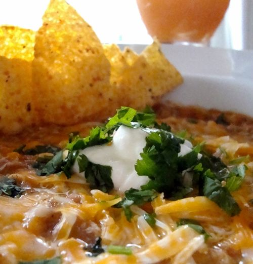 Absolutely the best white chicken chili I have attempted!
