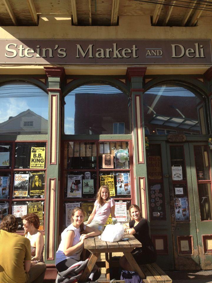 Stein's Market  Deli in New Orleans, LA 2207 Magazine St, New Orleans