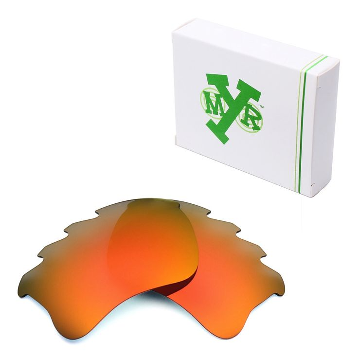 >> Click to Buy << Mryok POLARIZED Replacement Lenses for Oakley Flak Jacket XLJ Vented Sunglasses Fire Red #Affiliate