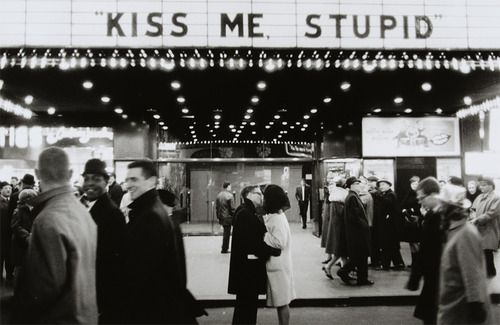 ...in stupid cinema