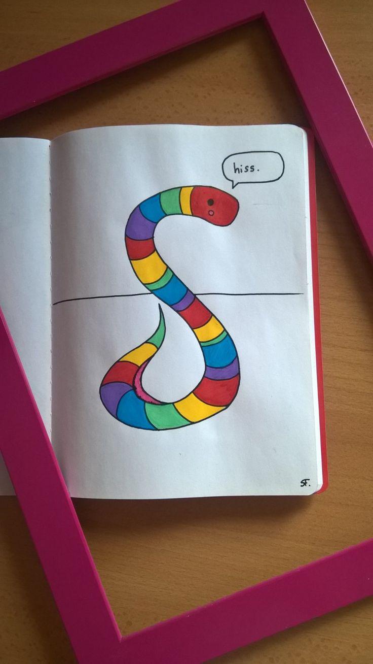 Hiss. - the IKEA inspired art by ColourMovement on Etsy