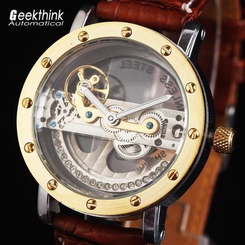 Antique Tourbillon Automatic Watch