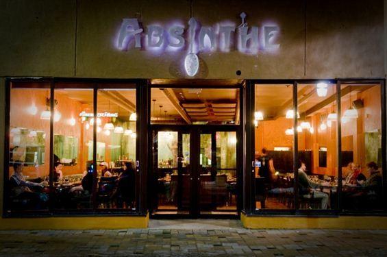 Absinthe  Contemporary food, wine pairing, and  absinthe 1208 Wellington Street West  Ottawa, Ontario  613-761-1138