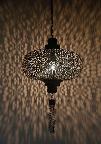 hanglamp sfeer bol filigrain-stijl metaal antique finish