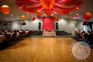 Image Search Results for hot pink orange wedding
