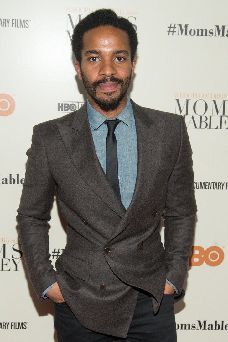 Pin for Later: 20 Photos That Prove Andre Holland Looks Hot in Any Historical Era He also looks seriously dapper in modern times.