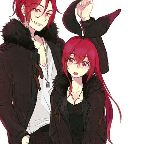Rin and Gou
