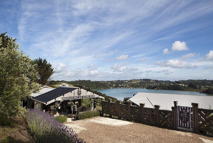 Waiheke Accommodation, Functions and Winery   Frenchmans Hill Estate