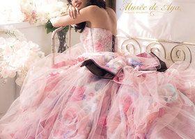 ディズニープリンセスに憧れて♡プリンセス別ウェディングドレスまとめ*