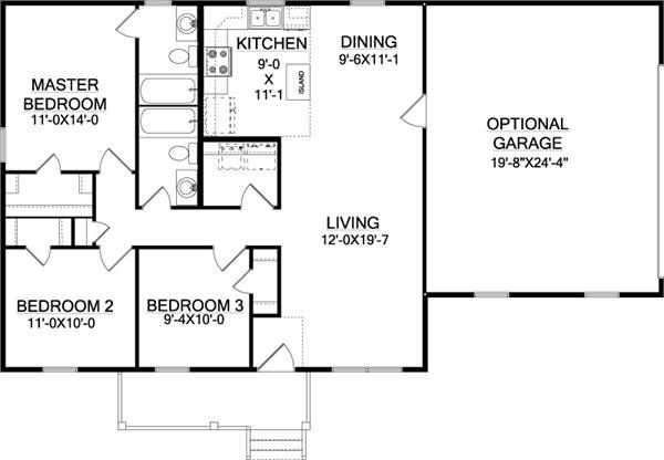 241 best house plans images on pinterest floor plans for Americas best home place
