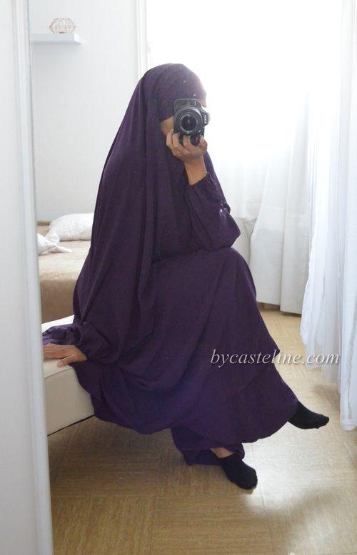 Image de muslima, khimar, and jilbeb