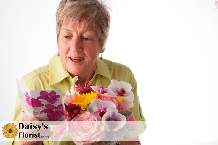 Make your Granny's Day, wonderful flowers from Daisy's
